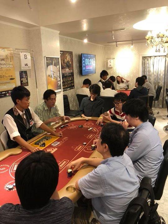 7/14AJPCカジスタ予選