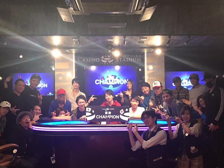 ❤️AJPC Incheon3 #19 High Roller優勝イサカ様祝勝杯❤️